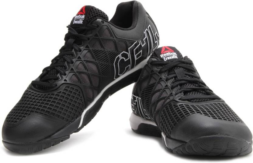 REEBOK R Crossfit Nano 4.0 Trainign   Gym Shoes For Men - Buy Black ... ed183520b
