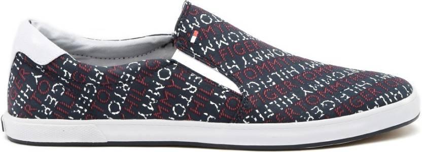 9eb2d369c Tommy Hilfiger Loafers For Men - Buy Dark Blue Color Tommy Hilfiger ...