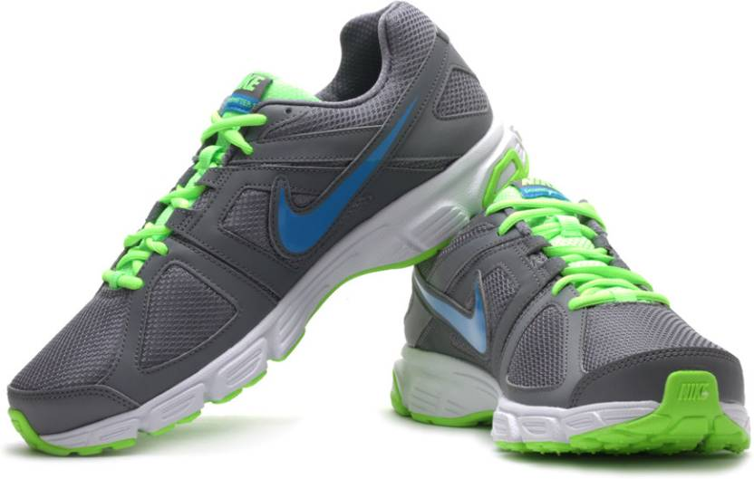 Nike Downshifter 5 MSL Running Shoes For Men - Buy Grey 4489d61f3bf5