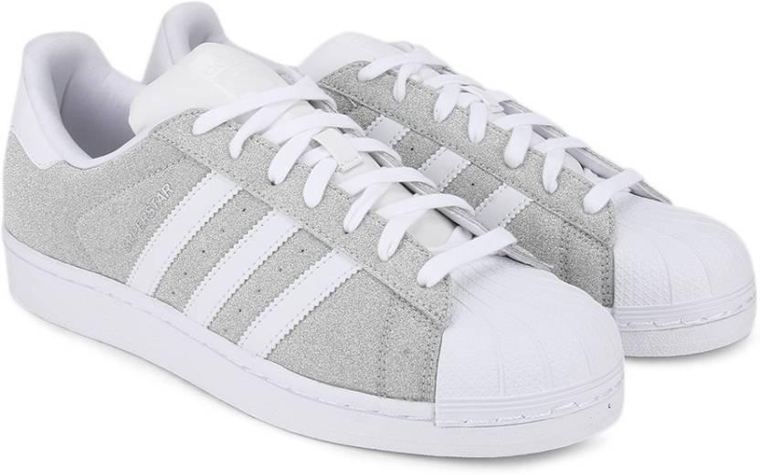 5f5482c24687 ADIDAS ORIGINALS SUPERSTAR W Sneakers For Women - Buy SILVMT SILVMT ...