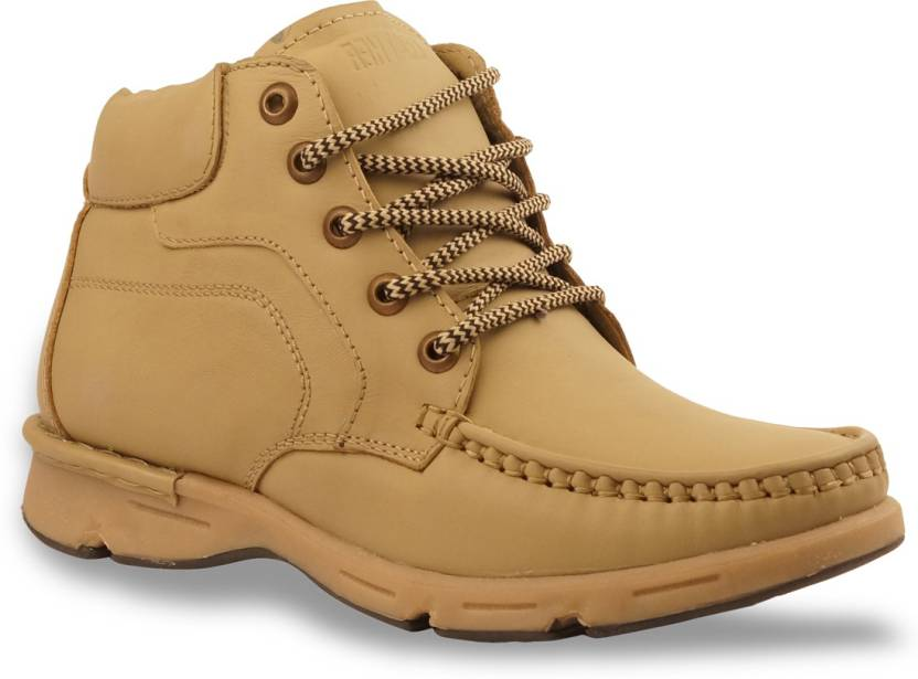 3a894309e0b Bacca Bucci Men Tawyer Evo Leather Casual Boots For Men