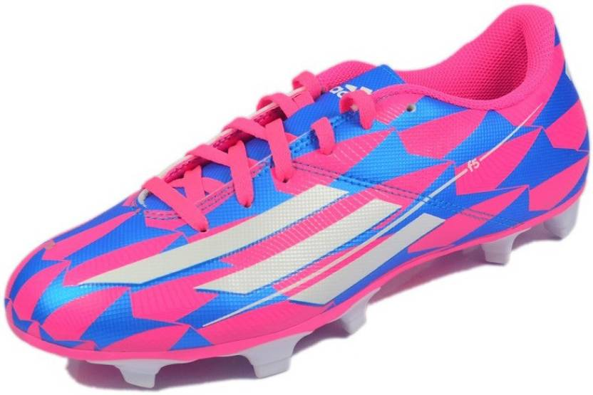 10d837a8029 ADIDAS F5 FG Football Shoes For Men - Buy Pink Color ADIDAS F5 FG ...