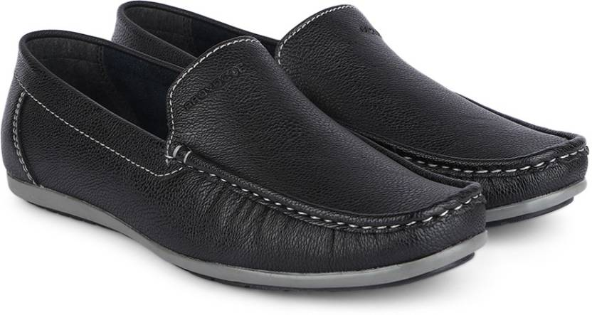 2b46cb8b507 Provogue Loafers For Men - Buy BLACK Color Provogue Loafers For Men ...