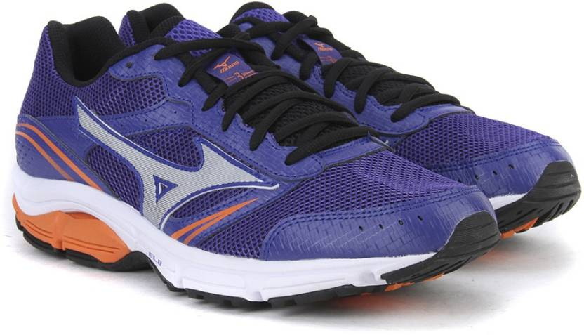 2d22ce0310b3 Mizuno WAVE IMPETUS 3 Running Shoes For Men - Buy Clematis Blue ...