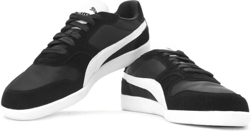 24afeffe3c1 Puma Icra Trainer NL Sneakers For Men - Buy black-white Color Puma ...