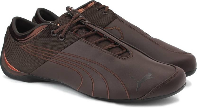 Puma Future Cat M1 Citi Sneakers For Men - Buy Chocolate Brown Color ... 02c30b26d2