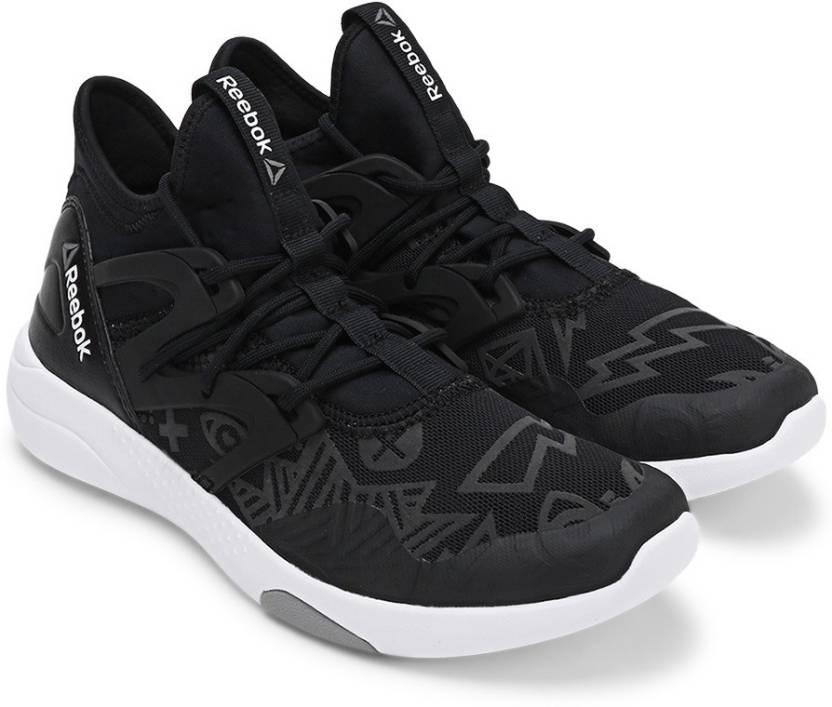 REEBOK HAYASU Dance Shoes For Women - Buy BLACK TIN GREY WHITE Color ... 8012b07b6