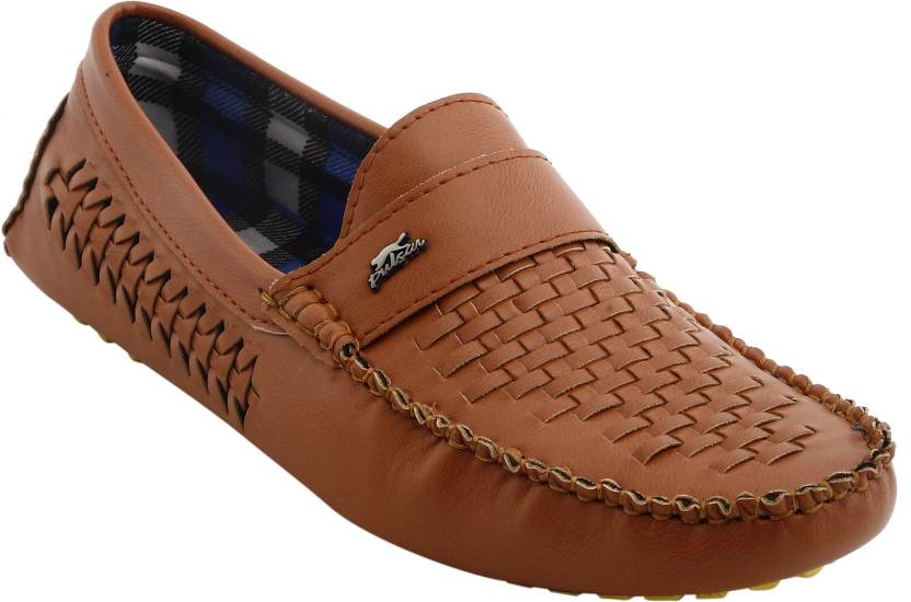 646aebf0a5f Bacca Bucci Loafers For Men - Buy Tan Color Bacca Bucci Loafers For ...