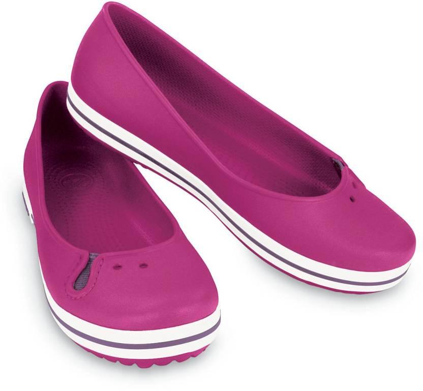 57f4eab1a70b Crocs Crocband Flat Casuals For Women - Buy 11072-675 Color Crocs ...