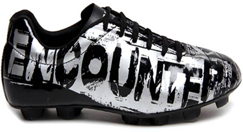 b5fd61852cf8 Nivia Encounter Football Shoes For Men - Buy Black Color Nivia ...