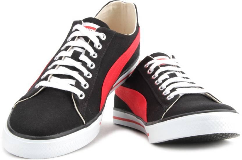 98e279dc541eac Puma Hip Hop 4 Ind. Men Sneakers For Men - Buy Black