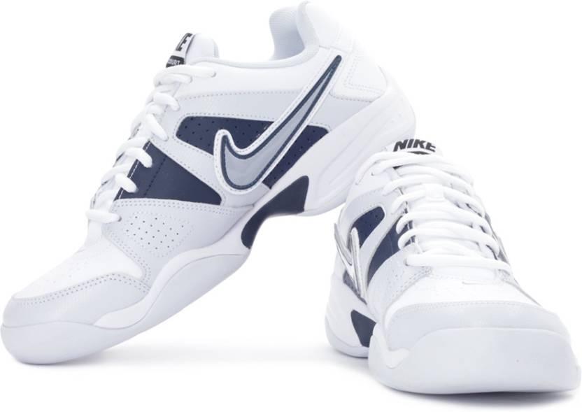 e7b8c1d49f6cc Nike City Court Vii Indoor Tennis Shoes For Men - Buy White