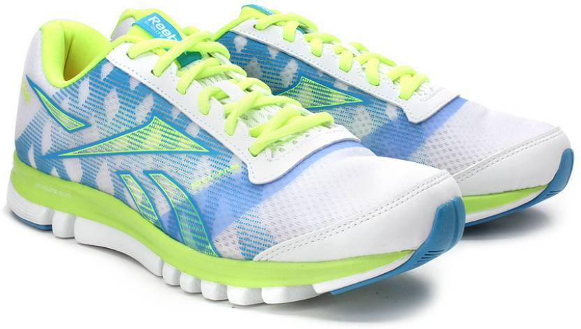 9d60e865a724 REEBOK Sublite Duo Chase Running Shoes For Women - Buy White