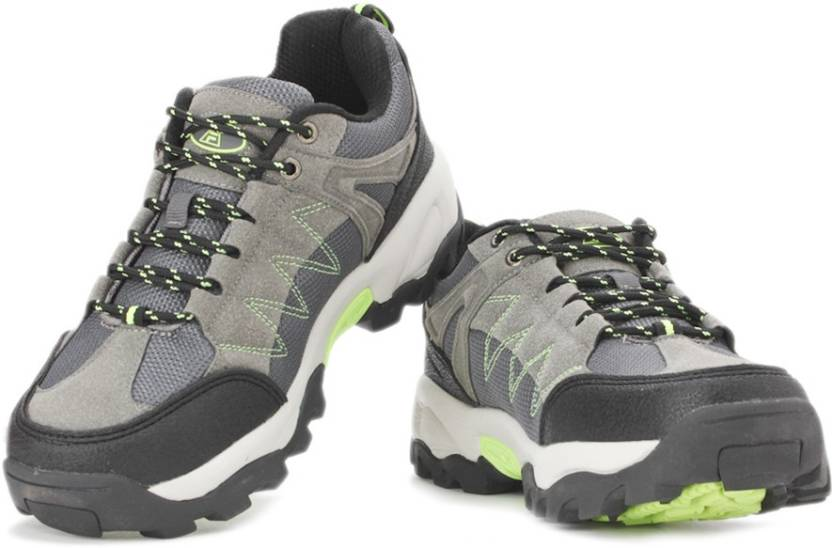 1012b260f812 Fila JUDAS Hiking   Trekking Shoes For Men - Buy DK GRY BLK LIM ...