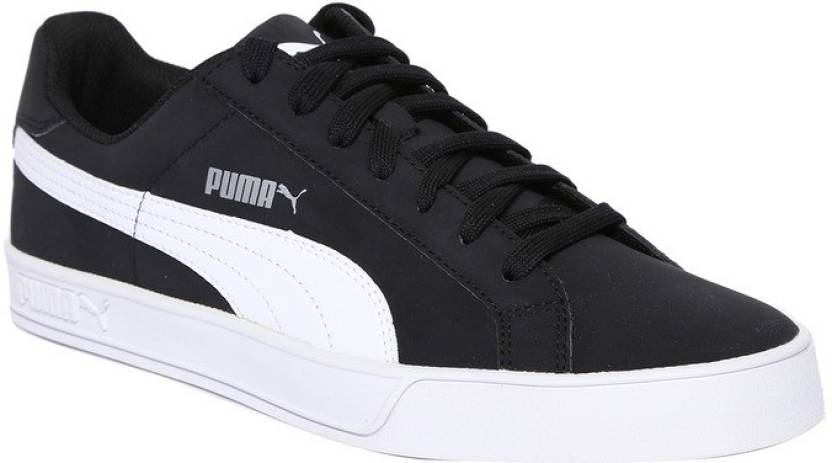 Puma Puma Smash Vulc Sneakers For Men - Buy black-white Color Puma ... 94028f6a1
