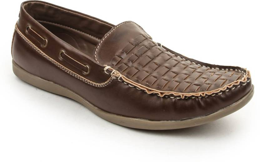 ce6e5a55328 Bacca Bucci Brown Loafers For Men - Buy Brown Color Bacca Bucci ...
