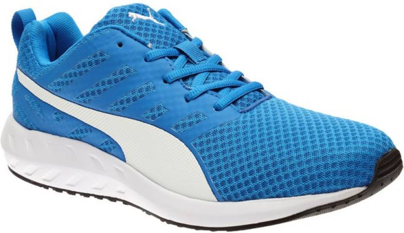 9d2b5400d4739d Puma Flare Mesh H2T Running Shoes For Men - Buy Electric Blue ...