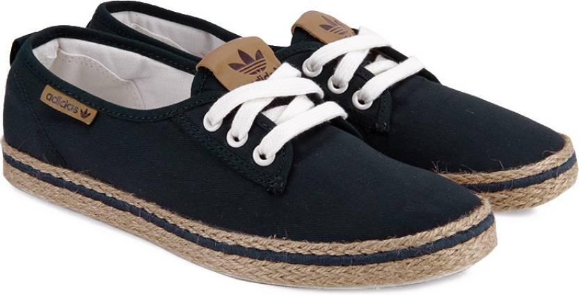 f3b0039a26a3 ADIDAS ORIGINALS Honey Plimsole Espadrille W Sneakers For Women (Navy)