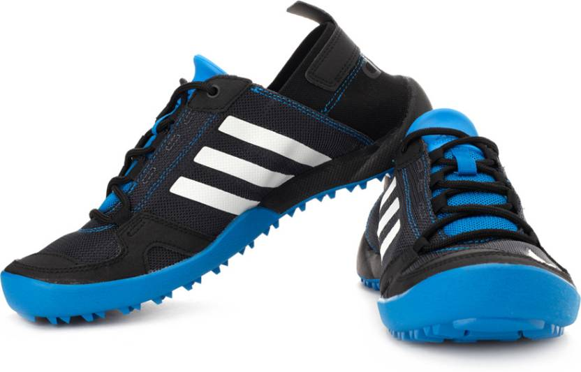 buy popular 8654f de0bc ADIDAS Climacool Daroga Two 13 Outdoors Shoes For Men (Blue, Black)
