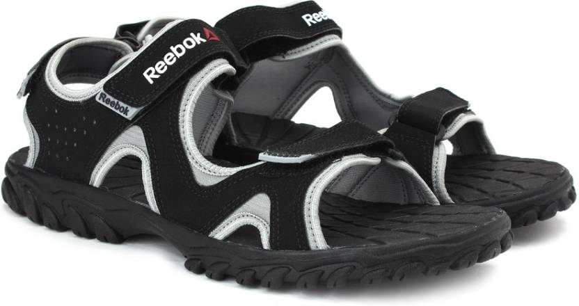f9b161246 REEBOK REEBEL Sport Sandals For Men - Buy BLK FLAT GREY Color REEBOK ...