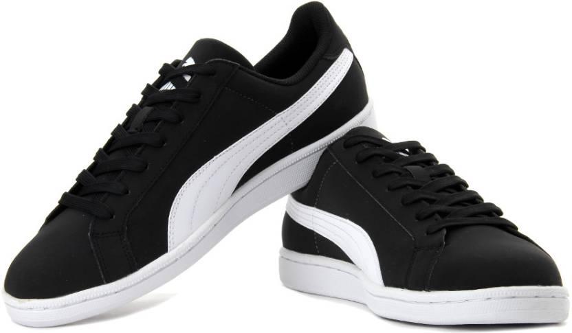 220fe055ed5386 Puma Puma Smash Nubuck Sneakers For Men - Buy Black