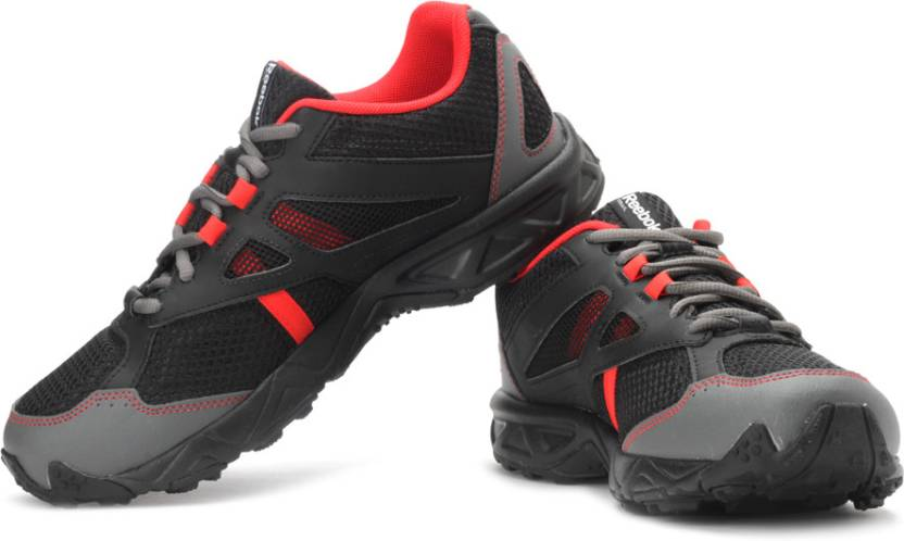 REEBOK Trail Voyager RS Running Shoes For Men - Buy Black faa5c95f5
