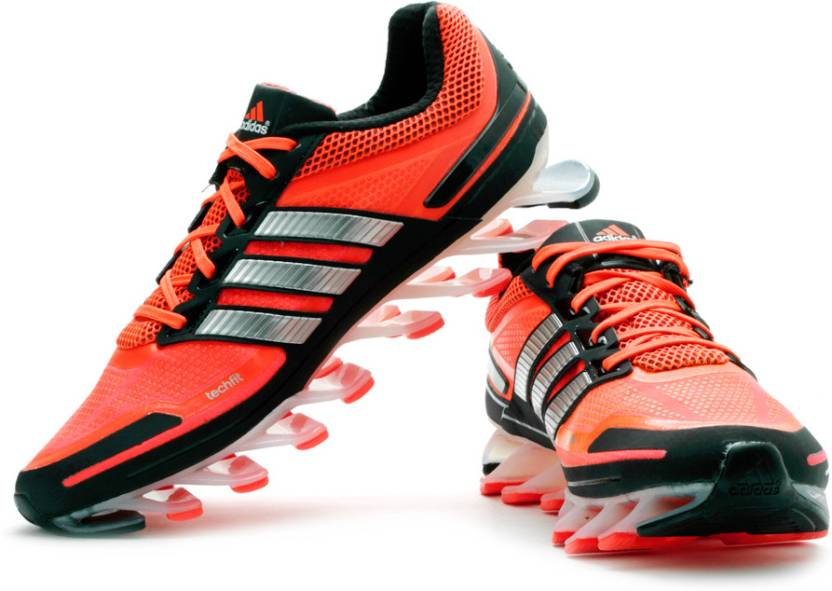 a3fd9de4bafa ADIDAS Springblade M Running Shoes For Men - Buy Red Color ADIDAS ...