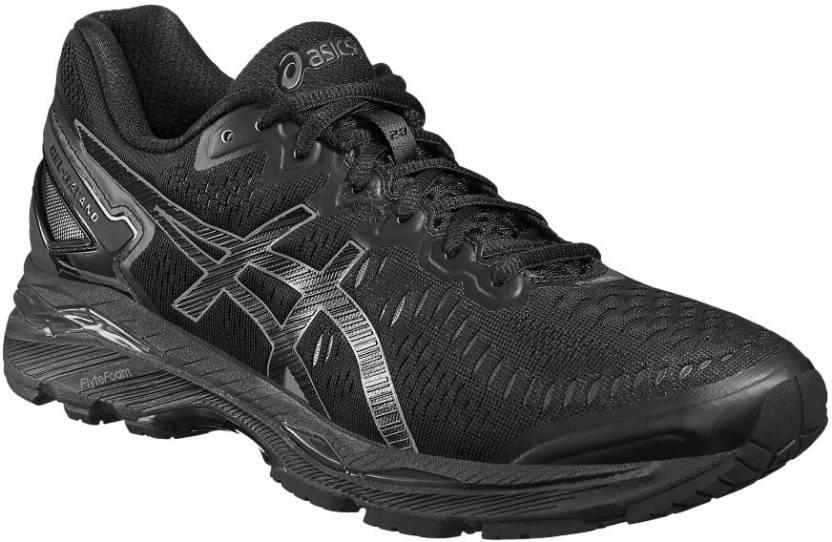 37e6cce66851 Asics Gel-Kayano 23 Men Running Shoes For Men - Buy Black