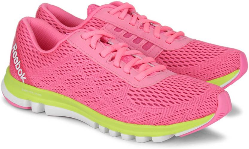 REEBOK Reebok Sublite Duo Smooth Running Shoes For Women - Buy Pink ... 06d9cf32d