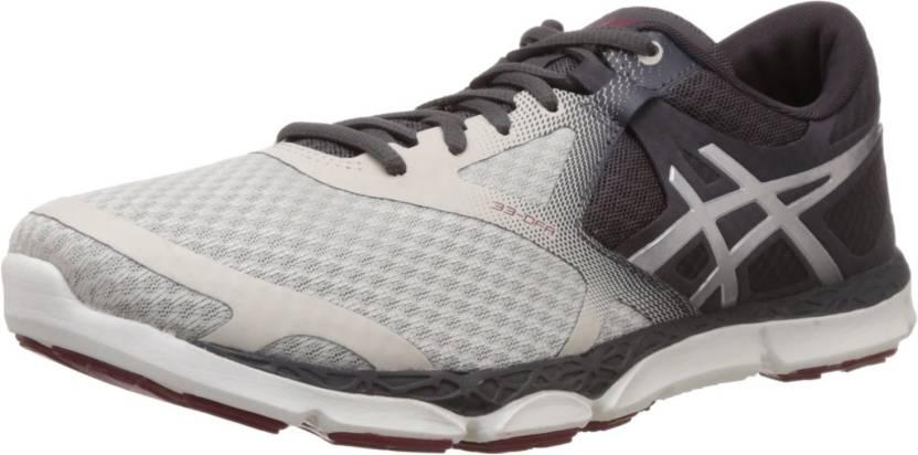51045fbe8c5e Asics 33-DFA Men Running Shoes For Men - Buy VANILLA ICE SILVER DEEP ...