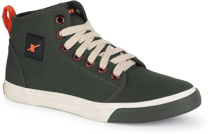 Sparx 233 Canvas Shoes