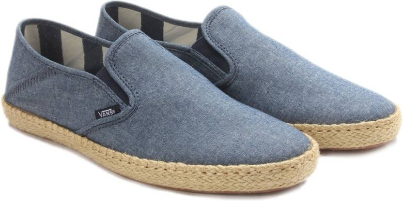 b1451fbfb6 Vans SLIP-ON ESP Men Loafers For Men