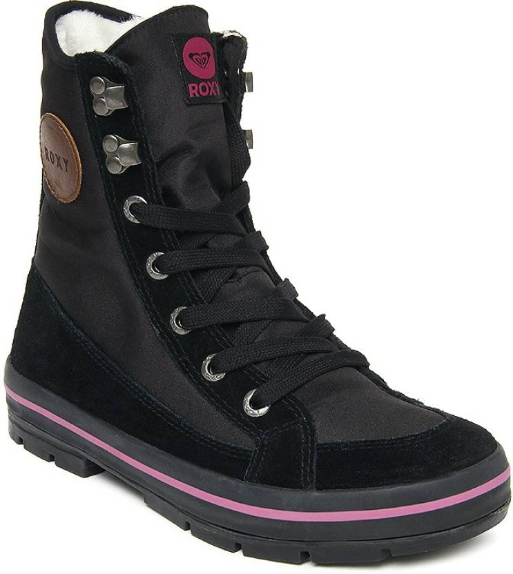6ae4a390816a Roxy Boots For Women - Buy BLK Color Roxy Boots For Women Online at ...