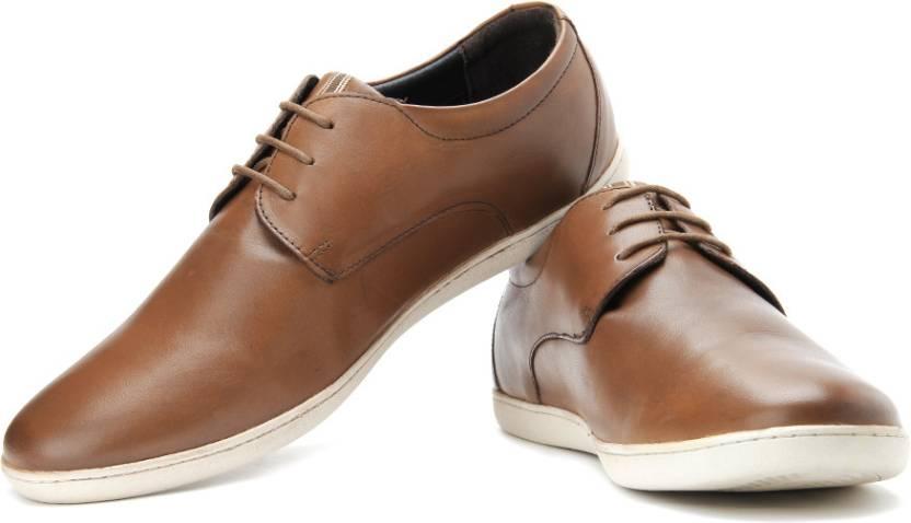 van heusen chaussures flipkart