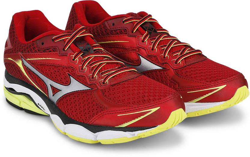 half off 76d7c 143a4 Mizuno Wave Ultima 7 Running Shoes For Men (Red)