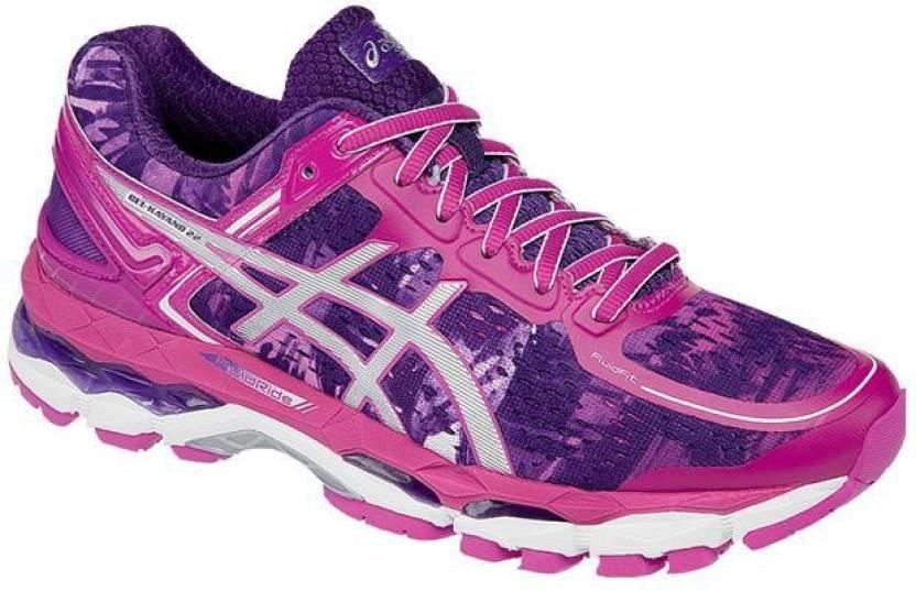 Asics Gel-Kayano 22 Women Running Shoes For Women - Buy Purple ... 0000b3f62c