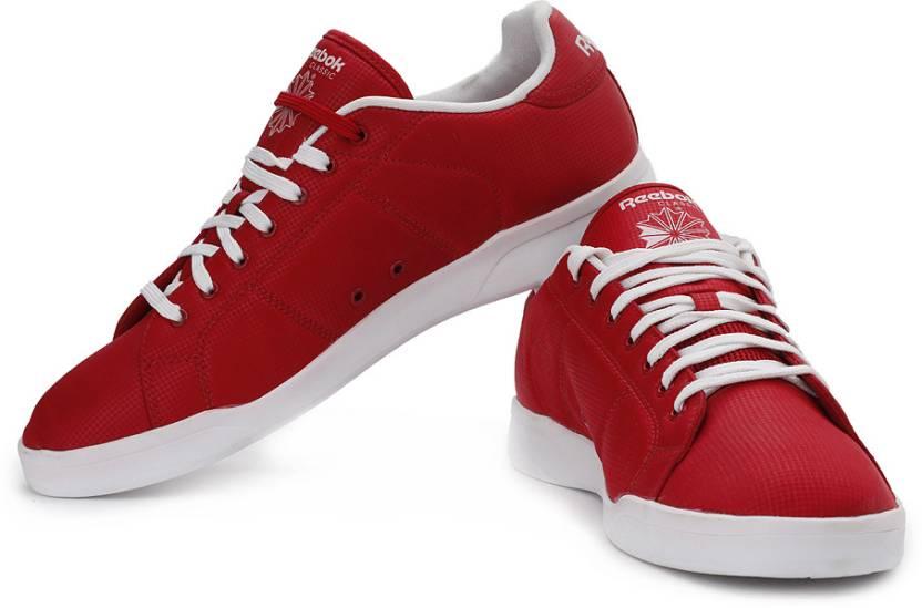 16608b658f3 REEBOK Npc II UltraLite Sneakers For Men - Buy Excellent Red