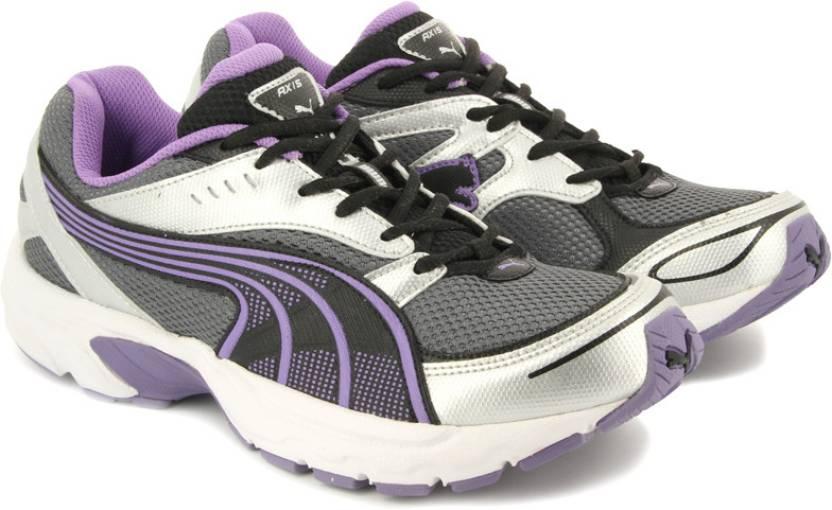 Puma Axis II Wn s DP Running Shoes For Women - Buy Black 556a544d3e