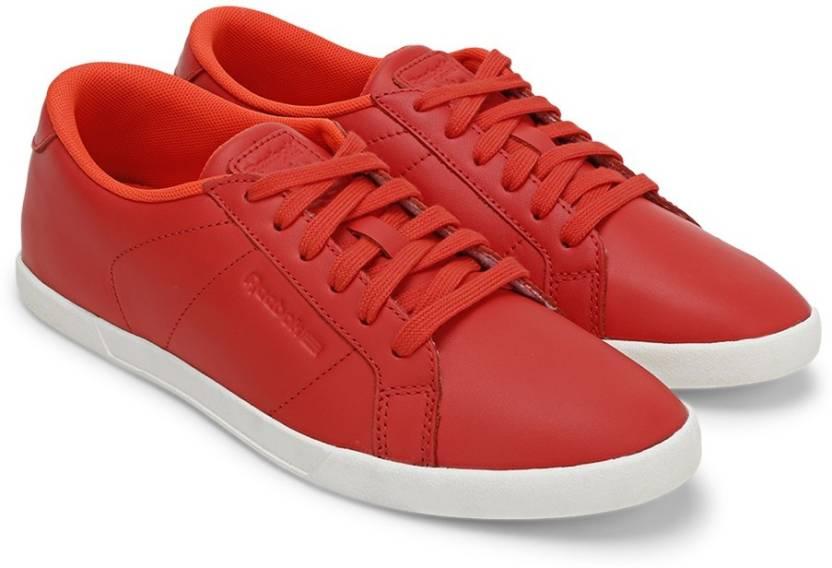96a94edd84e REEBOK NPC MINI CORE Tennis Shoes For Women - Buy LASER RED CHALK ...
