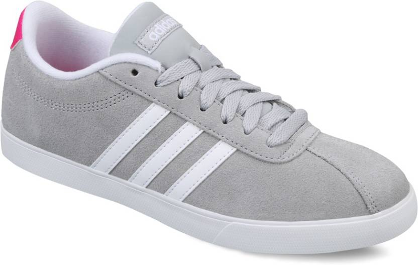 quality design f9323 33631 ADIDAS NEO COURTSET W Sneakers For Women
