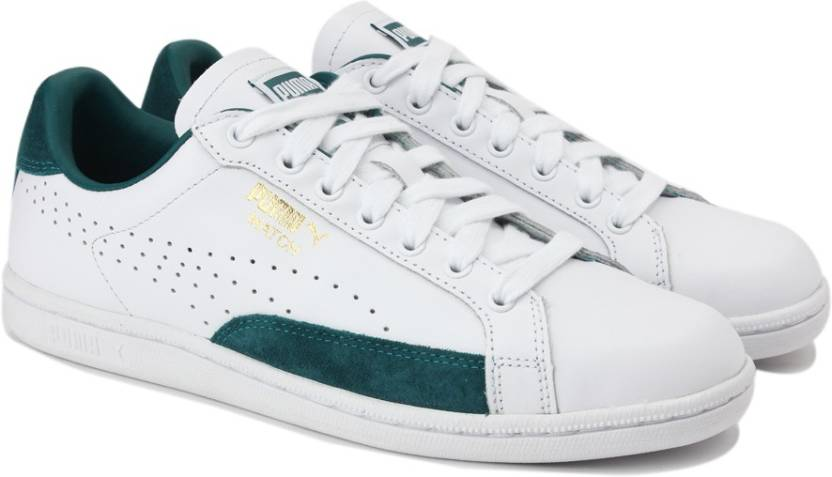 7cee3f513187 Puma Match 74 UPC Sneakers For Men - Buy white-storm-gold Color Puma ...