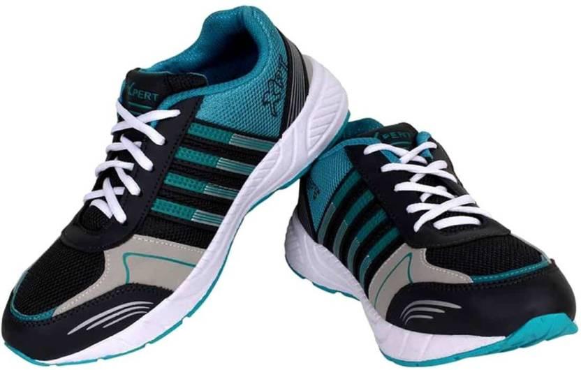 Men's Shoes Under Rs.999 By Flipkart | BRUTON 4G-1 Running Shoes  (Black, Blue) @ Rs.389