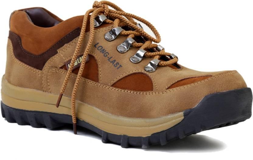 Urban Basket Long Last Outdoor Shoes For Men Buy Camel Color Urban