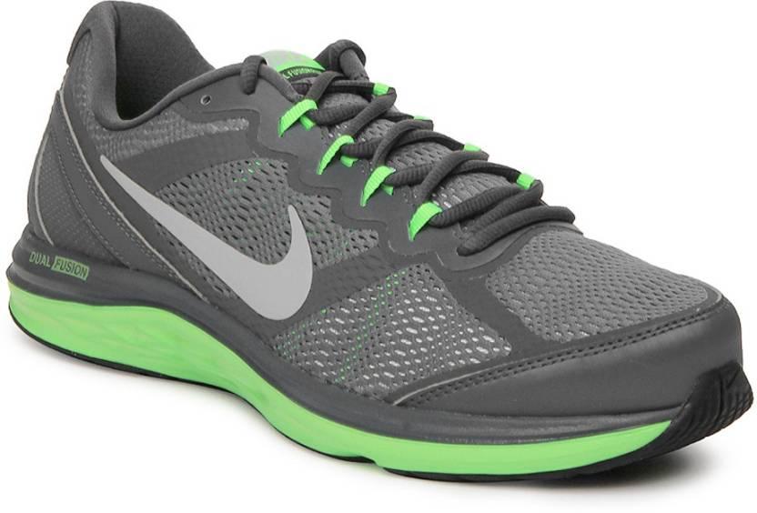 8b0881ba3430dc Nike Dual Fusion Run 3 Msl Running Shoes For Men - Buy DRK GRY MTLC ...