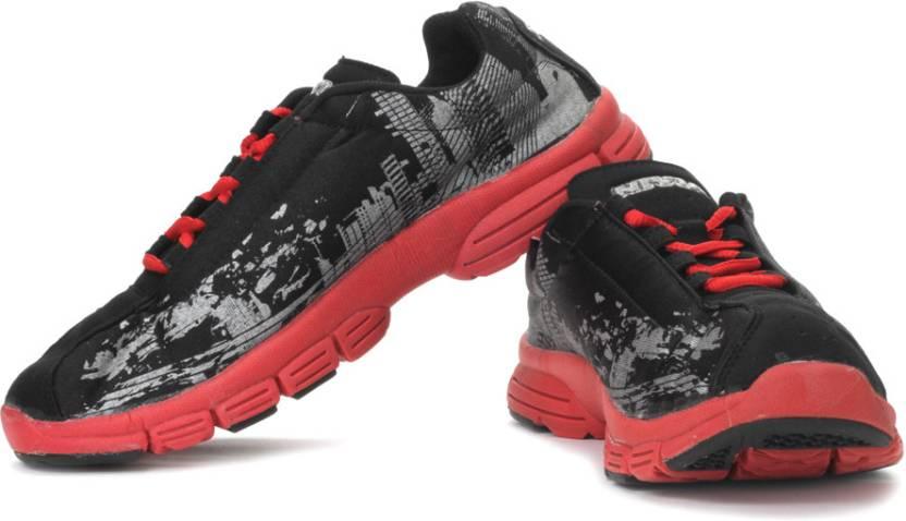 a18aec9cab45 Nivia City Marathon Running Shoes For Men - Buy Black