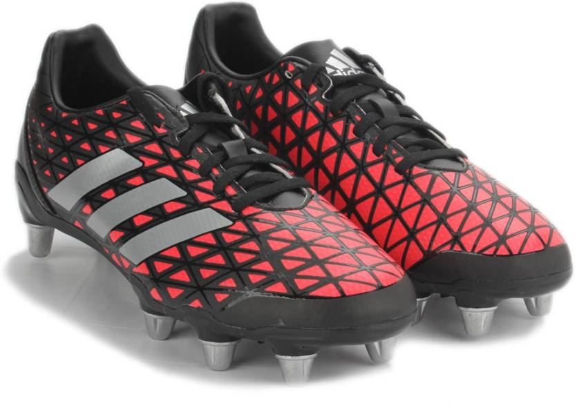 release date: cc00f 45427 ADIDAS KAKARI Rugby Shoes For Men (Pink)