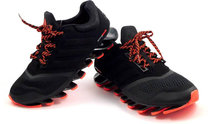 03ba59c42ad3 Spring Blade Running Shoes For Men - Buy Black Color Spring Blade ...