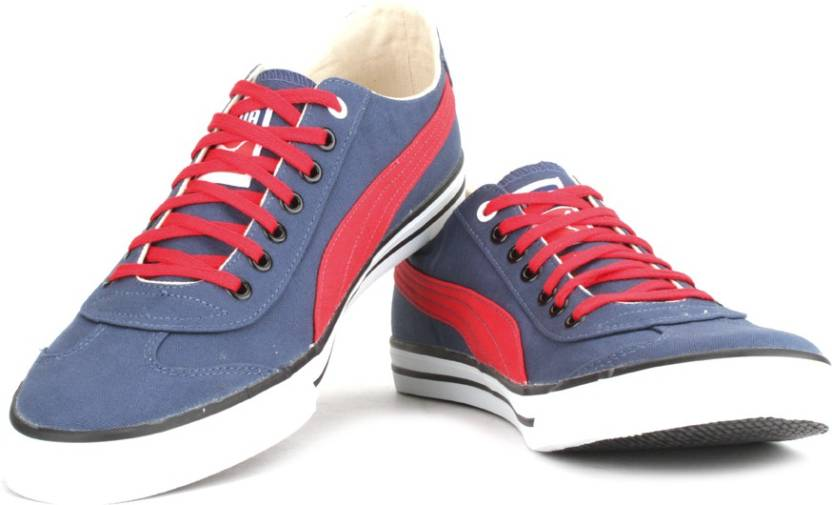 37fe6fd41a3e13 Puma 917 Lo DP Men Low Ankle Sneakers For Men - Buy Dark Denim