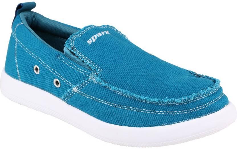 92458611f71 Sparx SM-234 Canvas Shoes For Men - Buy Sea-Green Color Sparx SM-234 ...