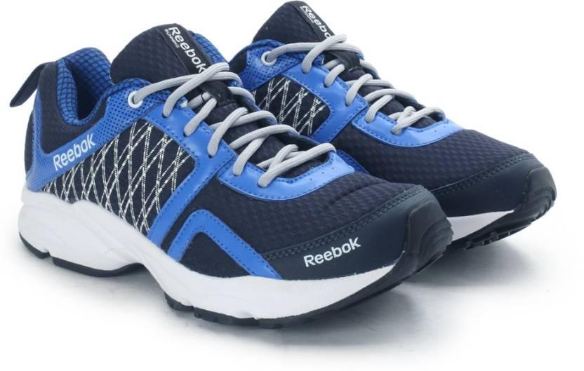 8edefea0644e REEBOK SMOOTH FLYER Running Shoes For Men - Buy BLUE Color REEBOK ...